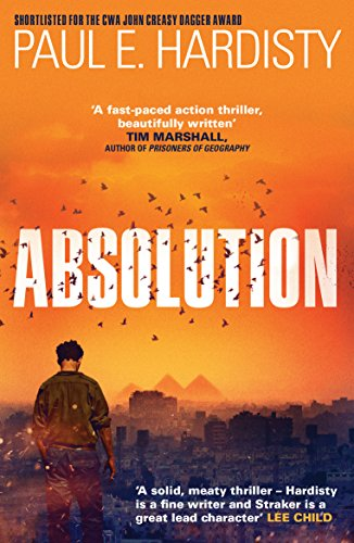 Absolution (Claymore Straker) by [Hardisty, Paul E.]