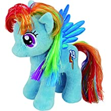 TY - My Little Pony Rainbow Dash, 15 cm (United Labels Ibérica 41005TY)