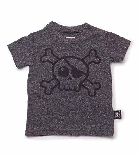 nununu T-Shirt Scull Gr. 6-7 Y (116-122)
