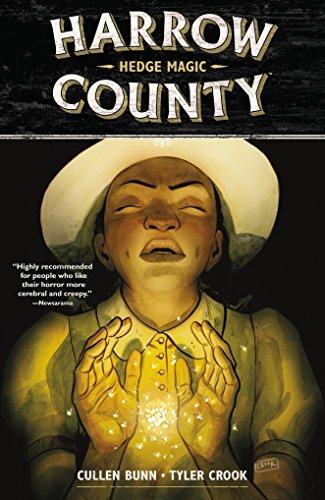 Harrow County Volume 6: Hedge Magic (Cat Hillbilly)
