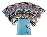 Pack du Duelliste Carte Yugioh Lot de 6 Boosters Gardiens DIMENSIONNELS avec 1 Porte-Cartes Universel Lagiwa Offert