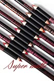 #4: Me Now Super Matte High Precision Lip Liner Pencil (Set of 12)