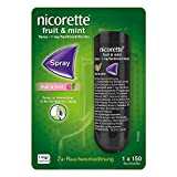 Nicorette Fruit & Mint Spray 1 mg/Sprühstoss 13.2 ml