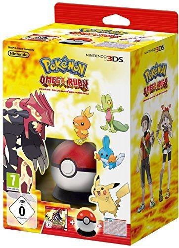 Pokémon Omega Ruby Starter Box - Limited Edition - Nintendo 3DS