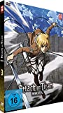 Attack on Titan - DVD Vol. 3 [Limited Edition] (inklusive Aufnäher)