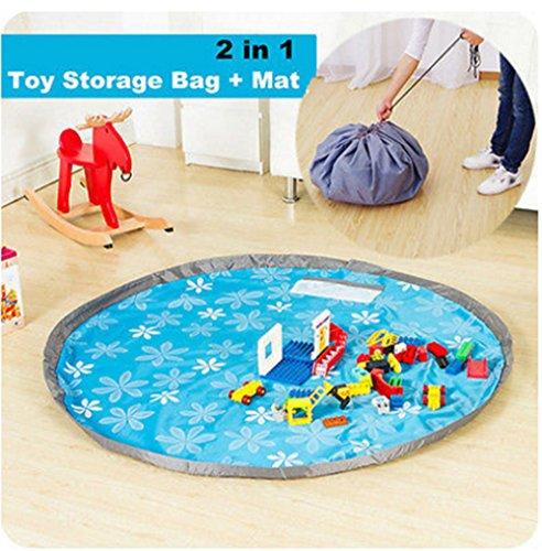 MosQuick Toy Storage cum play mat , Large 150 cm