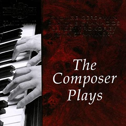 The Composer Plays - Nimbus Grand Piano