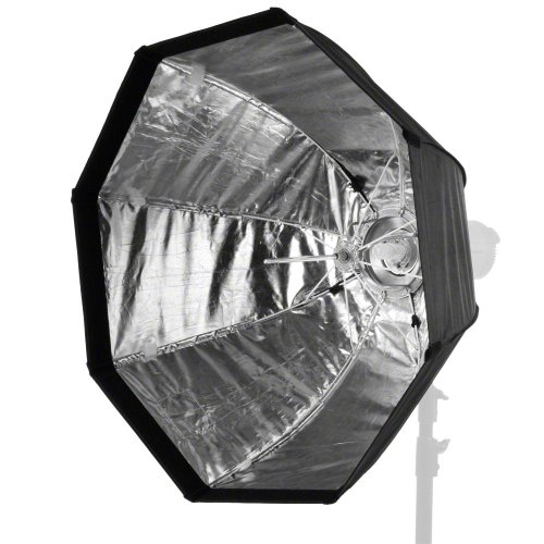 Walimex Pro Easy Softbox (Durchmesser 90 cm) für Aurora/Bowens