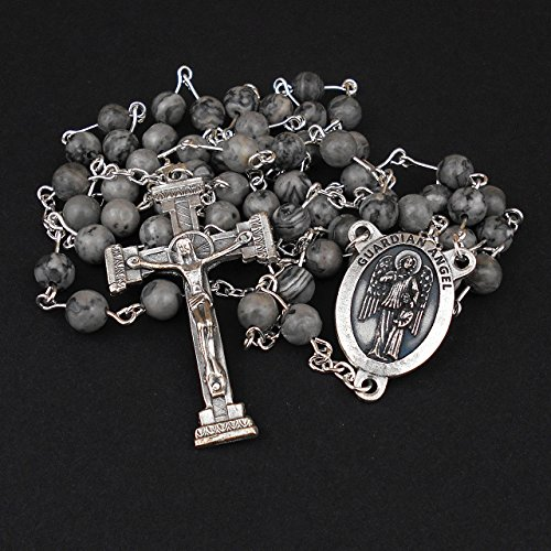 italian-crucifix-and-guardian-angel-rosary-with-grey-jasper-gemstones