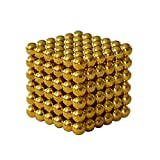 #5: Perfect Magnet Gold Magic Metal Magnet Size: 5 mm (50 Pieces)