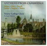 Anthems from Cambridge [Import USA]