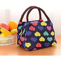 Aliciashouse Impermeabile pranzo Box deposito borsa portatile borsa Picnic Carry Bag -4 - Giardino Strumenti Carry Bag