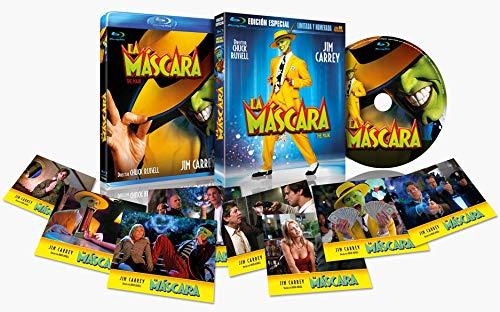 La Máscara BD 1994 The Mask + 8 Postales Edicion Limitada y Numerada [Blu-ray]