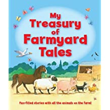 My Treasury of Farmyard Tales (Treasuries 96)