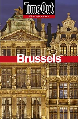 Preisvergleich Produktbild Time Out Brussels 8th edition (Time Out Guides)