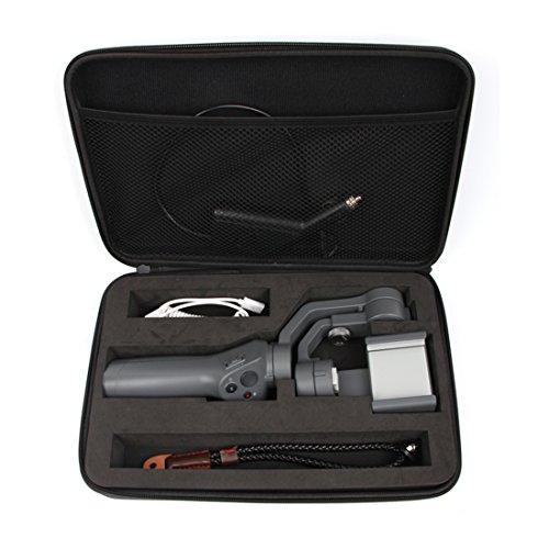 Mecotech Borsa Portatile per DJI Borsetta Borsa Bag per DJI OSMO Mobile 2 Handheld Gimbal
