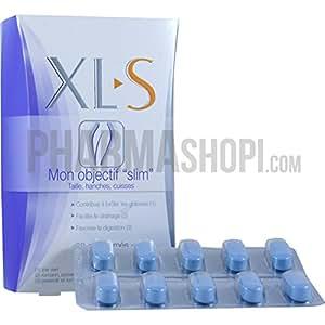 XLS Mon Objectif ''Slim'' 30 Comprimés