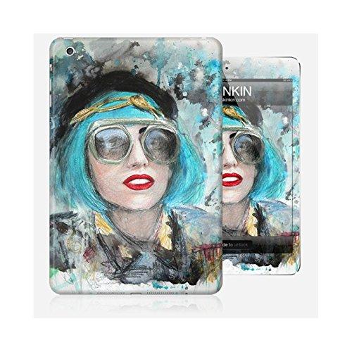 Coque iPhone 6 Plus et 6S Plus de chez Skinkin - Design original : Lady gaga glasses par Denise Esposito Skin iPad mini