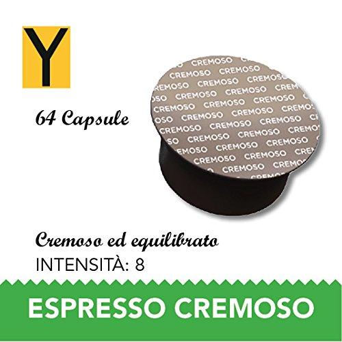 64 capsule compatibili Nescafè Dolce gusto CREMOSO extra
