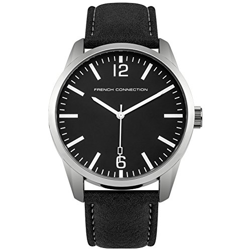 French Connection SFC117BB Reloj de Hombres