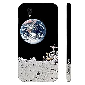 Micromax Canvas A1 NASA designer mobile hard shell case by Enthopia