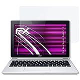 atFolix Glasfolie kompatibel mit Acer Aspire Switch 11 Panzerfolie, 9H Hybrid-Glass FX Schutzpanzer Folie