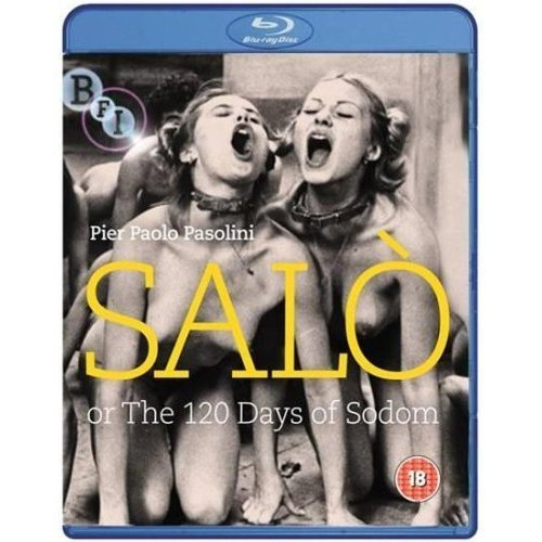 Bild von Die 120 Tage von Sodom / Salò, or the 120 Days of Sodom ( Salò o le 120 giornate di Sodoma ) [ UK Import ] (Blu-Ray)