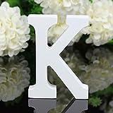 Meisijia 26 Große Holzbuchstaben Alphabet Wandbehang Hochzeit Home Shop Dekoration