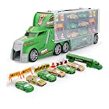 Yingjianjun Container-LKW-Spielzeug-Modell, Legierung Auto-Modell Toy Set - Boy Truck Kind Auto ( Color : 2 )
