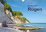 Bunte Insel Rügen (Wandkalender 2018 DIN A4 quer): Vom Kap Arkona bis zum Mönchgut (Monatskalender, 14 Seiten ) (CALVENDO Orte) [Kalender] [Apr 01, 2017] Gerhard, Oliver