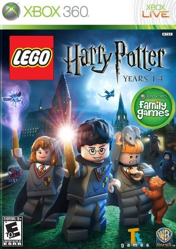 Lego Harry Potter: Years 1-4 (anglais / francais)