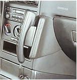 KUDA Telefonkonsole (LHD) für Opel Astra G ab 98/Coupe ab 00 Mon. Oben Mobilia/Kunstleder Schwarz