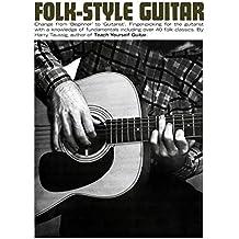 Folk Style Guitar