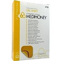 MEDIHONEY antibakterieller Gelverband 5x5 cm 10 St Verband preisvergleich bei billige-tabletten.eu