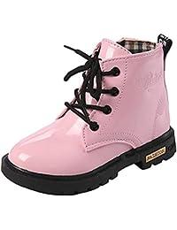 Niña Para Zapatos Militares Botas 2040904031 Amazon qxXpg68