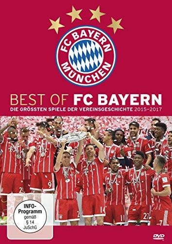 Preisvergleich Produktbild Best of FC Bayern München - Die besten Spiele der Vereinsgeschichte 2015-2017 (Exklusiv bei Amazon.de)