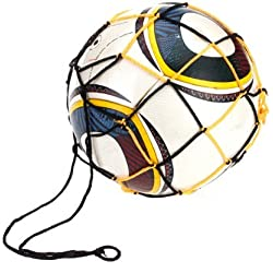 Saco de malla de red para transportar balones (nailon)