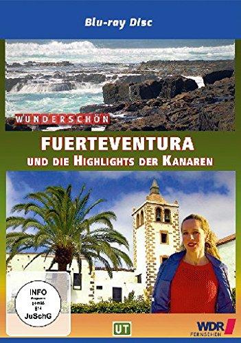 Fuerteventura und die Highlights der Kanaren [Blu-ray]