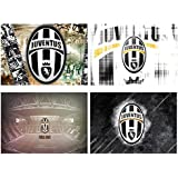 Set 4 Tovagliette Juventus