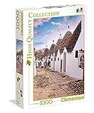 Clementoni - 39450 - High Quality Collection Puzzle - Alberobello - 1000 Pezzi
