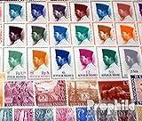 Prophila Collection Indonesien 50 verschiedene Marken (Briefmarken für Sammler)