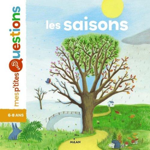 Les saisons par Pascale Hédelin