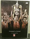 FA Cup Final 2001 Liverpool vs Arsenal DVD of Every Minute