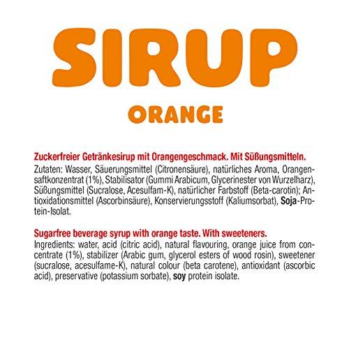 GOT7 Sugar Free Sirup Getränkesirup (6er 750ml) - 5