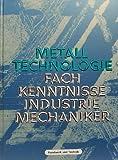 Image de Metalltechnologie - Fachkenntnisse Industriemechaniker