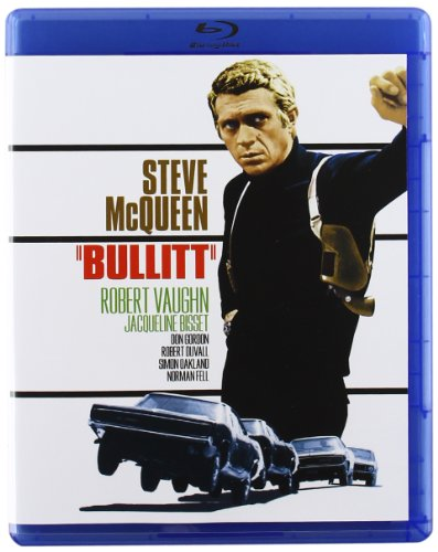 Bullitt [Blu-ray] [IT Import]