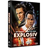 Explosiv - Blown Away - uncut (Blu-Ray+DVD) auf 666 limitiertes Mediabook Cover A