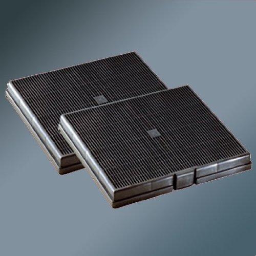 BEST DKF99561 Kohlefilter für Dunstabzugshauben | Set à 2 Stück (Broan Dunstabzugshauben)