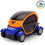 Smiles Creation™ Cartoon Car With Light And Music Toy For Kids