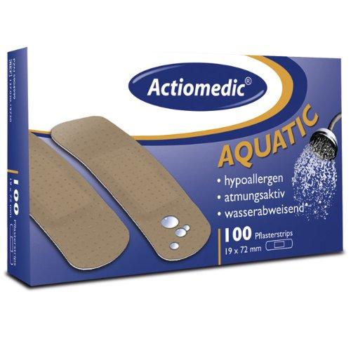 Gramm Actiomedic® AQUATIC Pflasterstrips - Sterile Wundverschluss